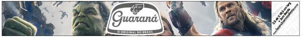 Guaraná Caçulinha Os Vingadores 2