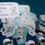 Plaquinhas divertidas Chá de Bebê Gêmeos da Priscila