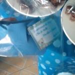 Chá de Bebê Gêmeos da Priscila