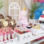 Festa Coroa de Princesa da Maria Luiza