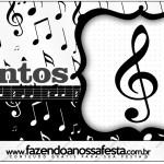 Mentos Notas Musicais
