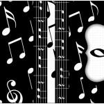 Mini Talento Notas Musicais