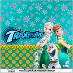 Mini Trakinas Frozen Fever