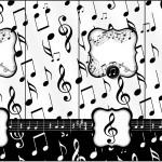 Nescauzinho Notas Musicais