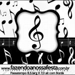 Passatempo Notas Musicais
