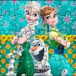 Quebra-cabeça Frozen Fever