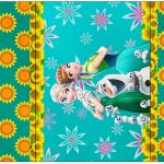 Rótulo Pé de Moleque Yoki Frozen Fever