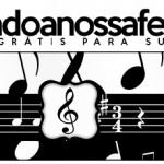 Rótulo Pote Papinha Notas Musicais