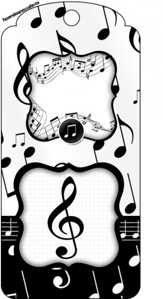Tag Agradecimento Notas Musicais