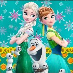 Tubetes Frozen Fever