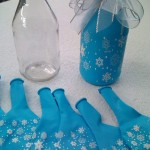 Garrafa Frozen 2