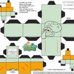 Lula Molusco 3D - Pronto para Imprimir