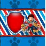Bala Personalizada Patrulha Canina