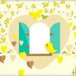 Bolinha de Sabão Jardim Encantado Amarelo Provençal