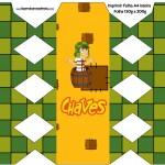 Caixa Bala Chaves