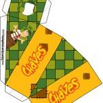 Caixa Fatia Chaves