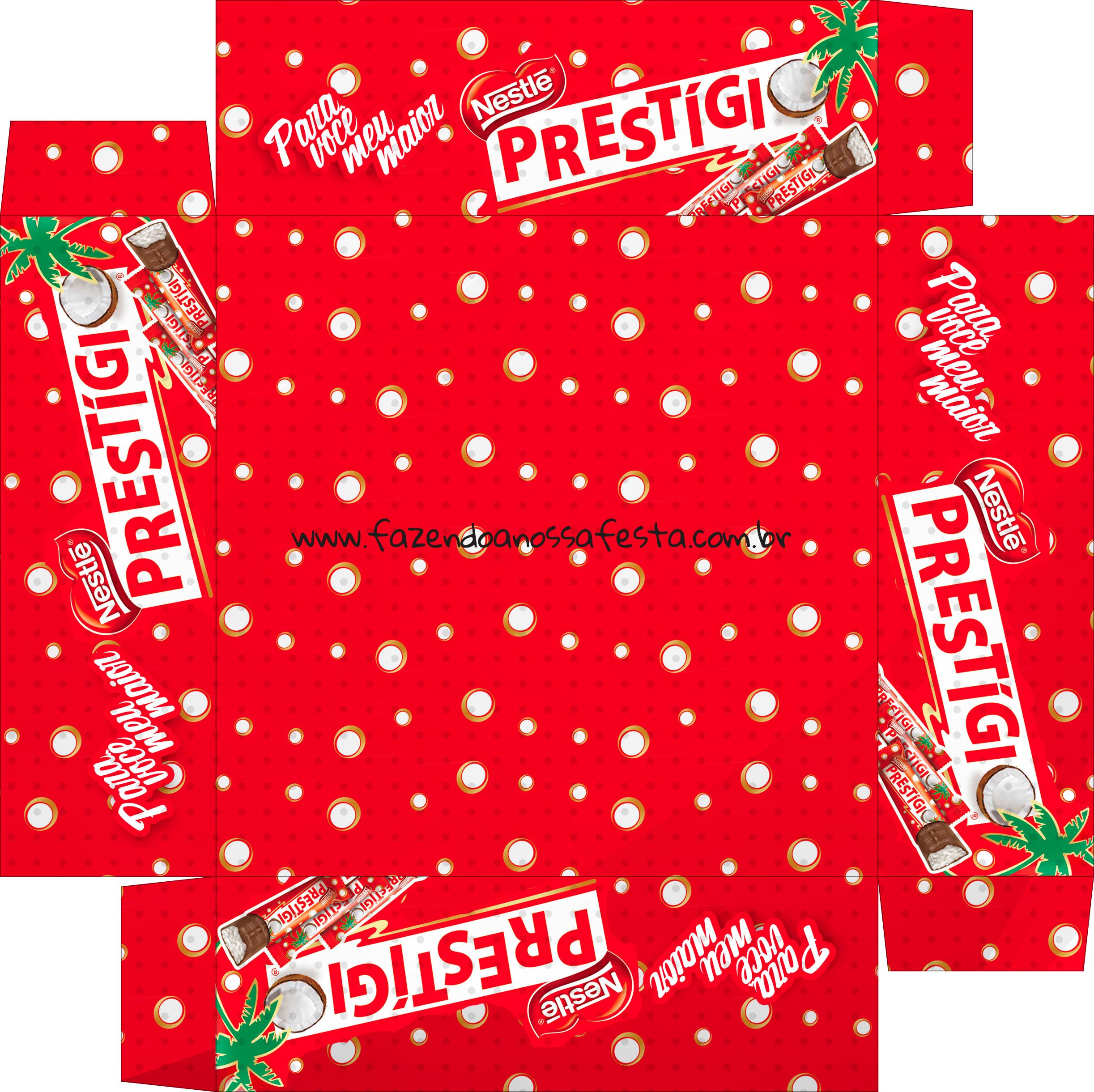 Caixa de Bombom Dia dCaixa de Bombom Dia dos Namorados Prestígio - Parte de baixoos Namorados Prestígio - Parte de baixo
