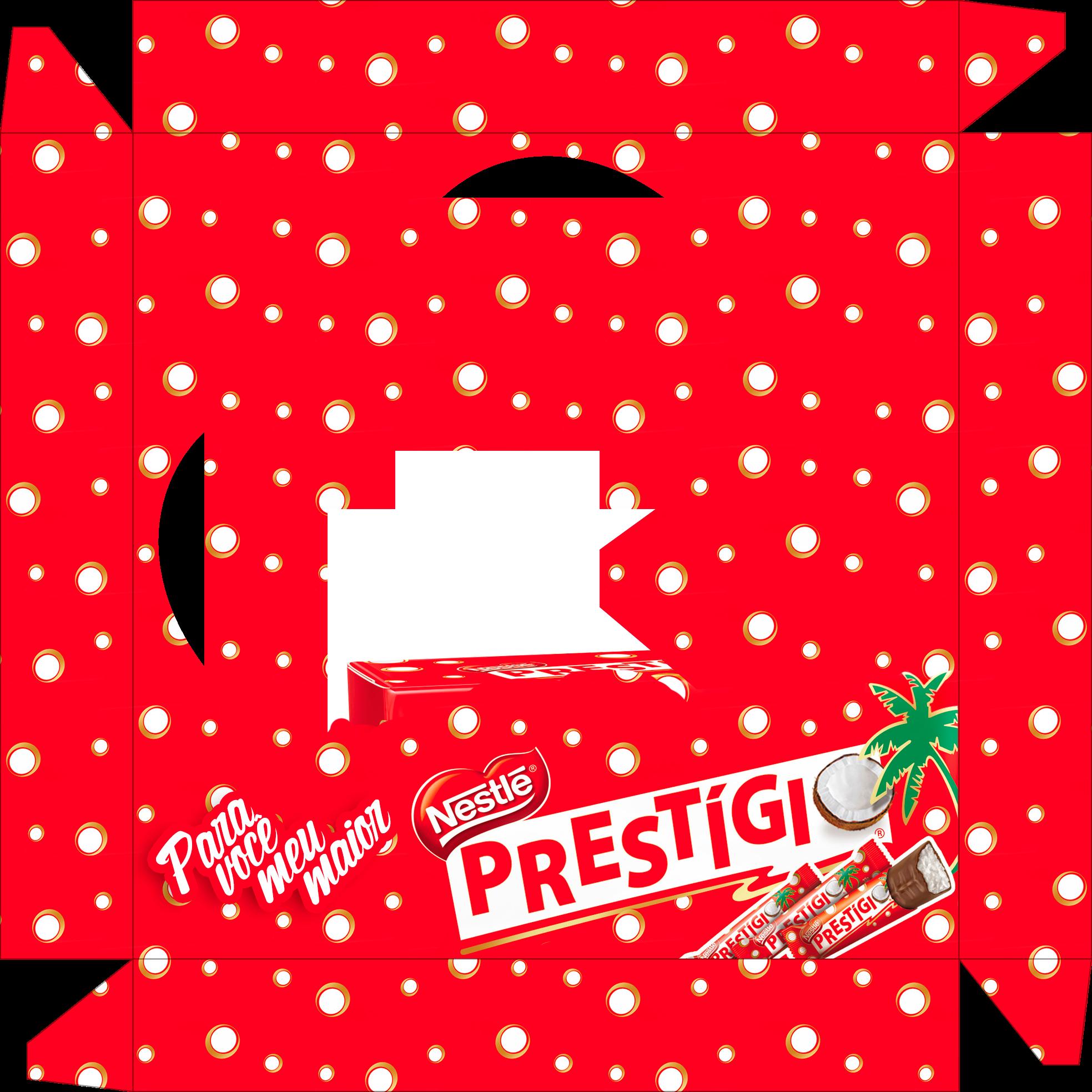 Caixa de Bombom Dia dos Namorados Prestígio