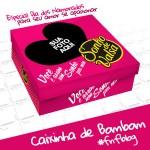 Caixa de Bombom Dia dos Namorados Personalizada