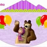 Chapeuzinho Masha e o Urso