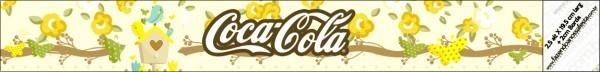 Coca-cola Jardim Encantado Amarelo Provençal
