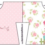 Convite Camisa Jardim Encantado Provençal