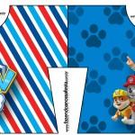 Convite Camisa Patrulha Canina