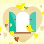 Convite Jardim Encantado Amarelo Provençal 4