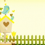 Jardim Encantado Amarelo Provençal – Kit Festa Infantil