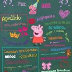Convite Quadro Chalkboard 3
