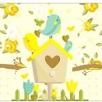 Copinho de Brigadeiro Jardim Encantado Amarelo Provençal