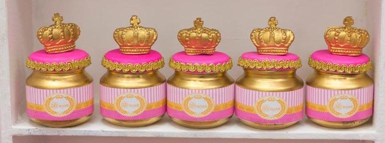Festa Coroa de Princesa da Suzan Beatriz