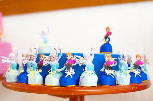Festa Infantil Frozen da Alice