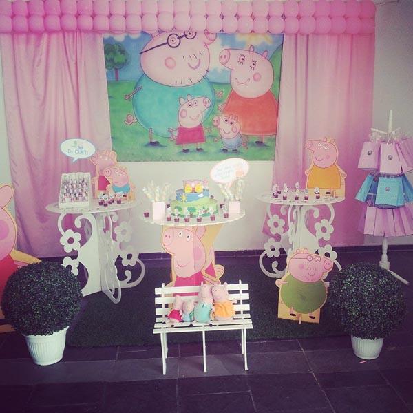 Festa Peppa Pig da Alice