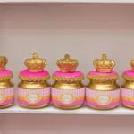 Pote Papinha Festa Coroa de Princesa da Suzan Beatriz