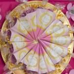 Cone Guloseimas Festa Coroa de Princesa da Suzan Beatriz