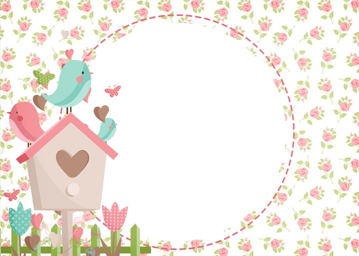 decoracao infantil jardim encantado provencal : decoracao infantil jardim encantado provencal:Jardim Encantado Provençal Convite – Fazendo a Nossa Festa