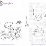 Livrinho para Colorir Princesa Sofia Pagina 2