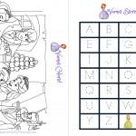 Livrinho para Colorir Princesa Sofia Pagina 3