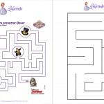 Livrinho para Colorir Princesa Sofia Pagina 4