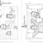Livrinho para Colorir Princesa Sofia Pagina 8