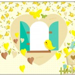 Marmita Jardim Encantado Amarelo Provençal