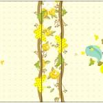 Mini Talento Jardim Encantado Amarelo Provençal