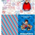Passaporte Patrulha Canina