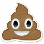 Plaquinhas Emojis Cocô