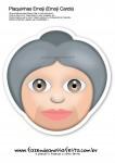 Plaquinhas Emoji Whatsapp 35