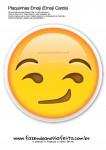 Plaquinhas Emoji Whatsapp 44