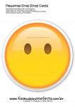 Plaquinhas Emoji Whatsapp 46
