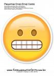Plaquinhas Emoji Whatsapp 50
