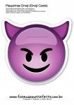 Plaquinhas Emoji Whatsapp 53